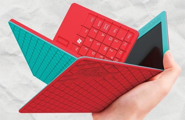 Flexbook – очередной концепт лэптопа-трансформера