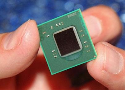 Intel работает над новой архитектурой для чипов Atom