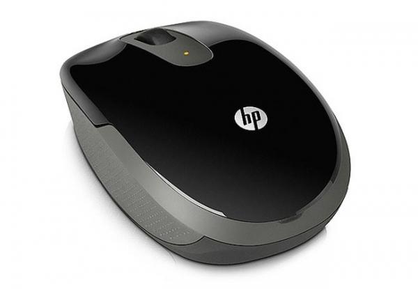 HP представляет первую мышь, работающую через Wi-Fi
