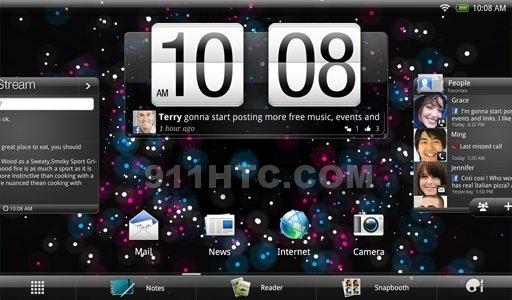 В сеть «утекли» спецификации нового планшета HTC