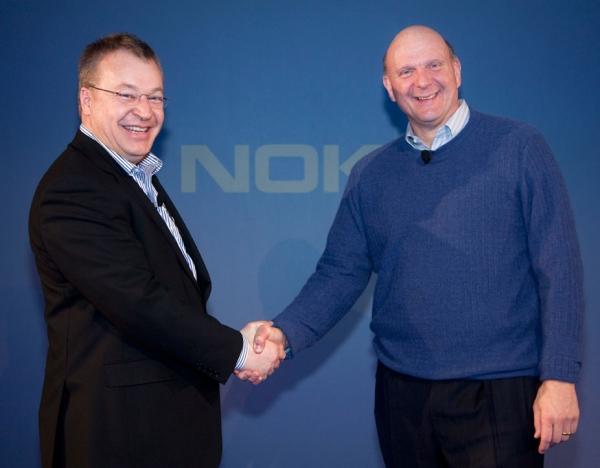 Microsoft собирается приобрести телефонное подразделение Nokia?