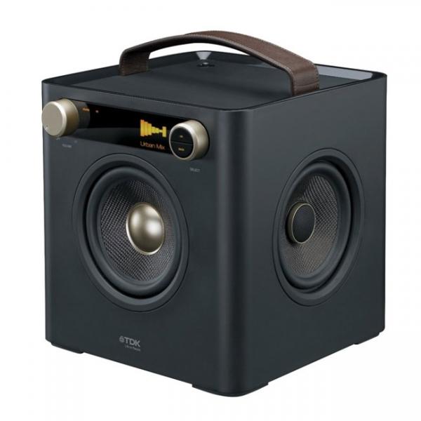 Музыкальный куб TDK Sound Cube