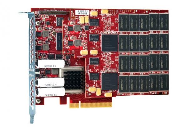TMS RamSan-70 SSD – 900-гигабайтный SSD-накопитель.