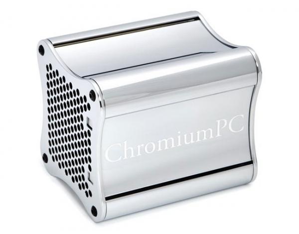 Первый десктоп для Chrome OS
