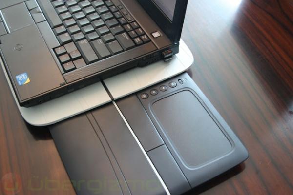 Мультисенсорный тачпад Logitech Touch Lapdesk N600