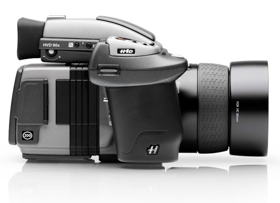 200-мегапиксельная камера Hasselblad