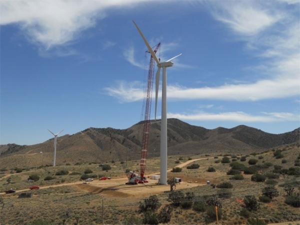Google инвестирует 55 миллионов в ветряную электростанцию