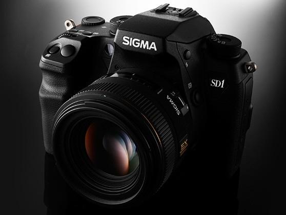 Sigma выпустит 46-МП «зеркалку» SD1 в июне