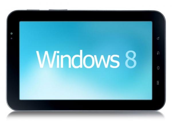 MS покажет «планшетный» Windows 8 на следующей неделе?