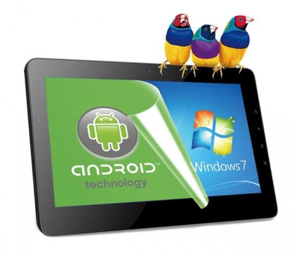 Двухсистемный планшет ViewSonic ViewPad 10Pro
