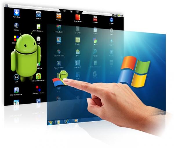 Приложения Android под Windows?