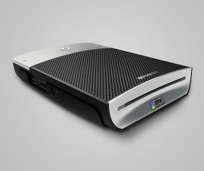 Новый «мгновенный» принтер от Polaroid