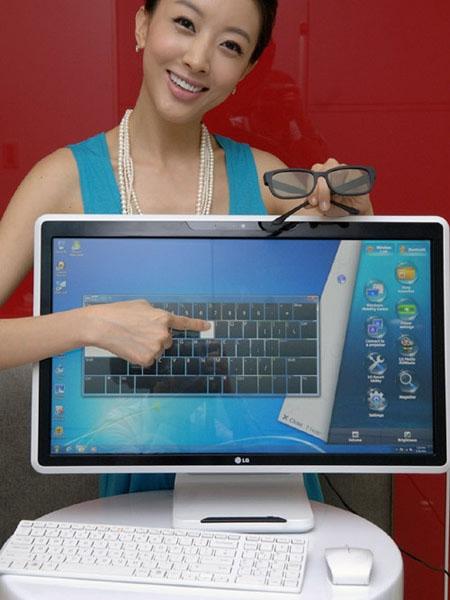 V300 3D-компьютер типа все-в-одном от LG