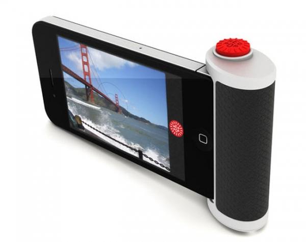 Red Pop – фотокнопка для iPhone