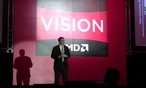 AMD официально анонсировала процессоры для планшетов (APU серии Z)