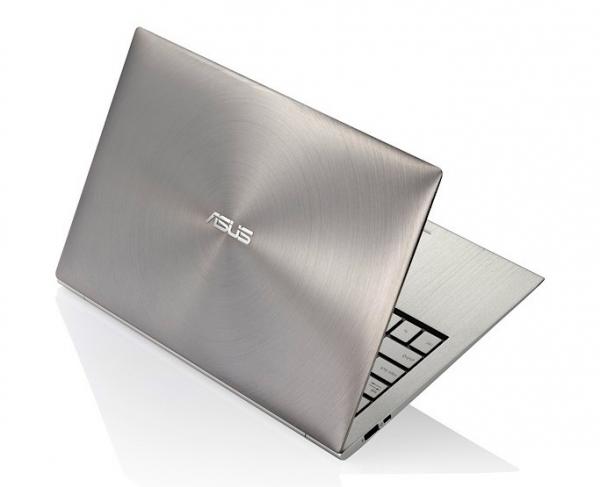 ASUS готовит к выпуску ультратонкий лэптоп UX21 с Core i7