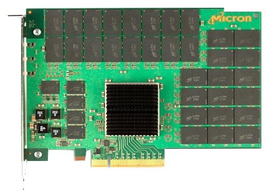 Micron готовит к выпуску один из самых быстрых SSD