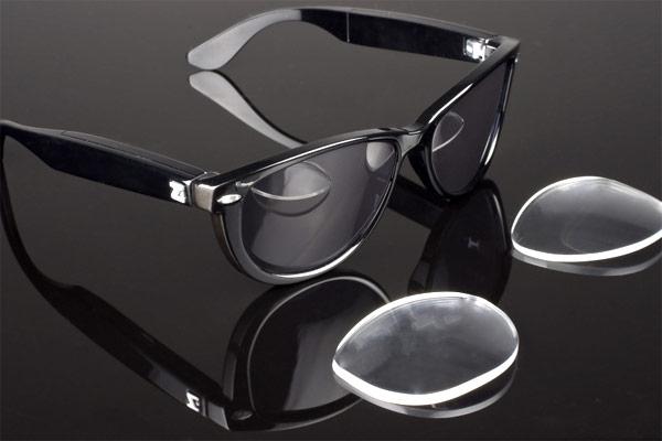 «Шпионские» очки Eyez, записывают видео в 720p