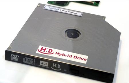 Гибридный оптический привод от LG Hitachi