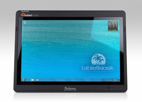 TabletKiosk Sahara Slate PC i500 – таблетка с процессором Core i7