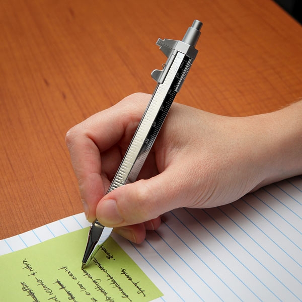 Ручка-штангенциркуль