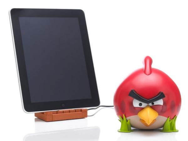 Колонки в стиле Angry Birds от Gear 4