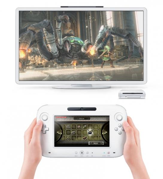 Nintendo официально представила консоль следующего поколения – Wii U