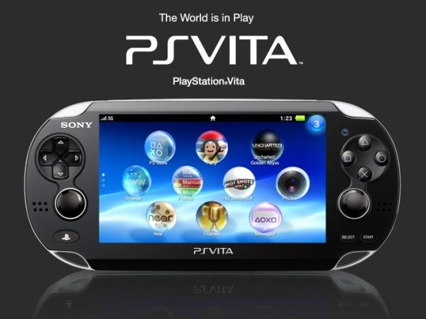 Новая портативная консоль Sony: PlayStation Vita, теперь официально