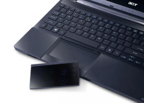 Ноутбуки Acer Aspire Ethos со съемными тачпадами