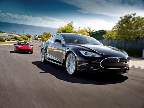 Tesla Model S почти готова к производству