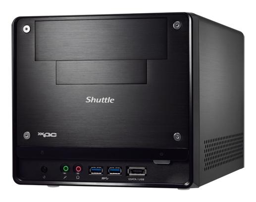 Shuttle демонстрирует игровой ПК H3 6700G SFF на E3