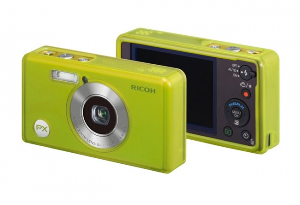 Прочная фотокамера Ricoh PX