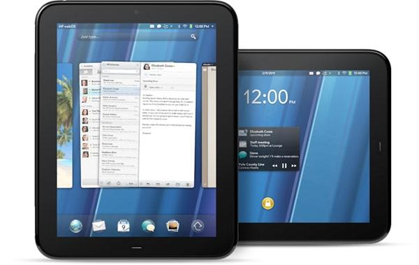 HP TouchPad поступит в продажу 1 июля