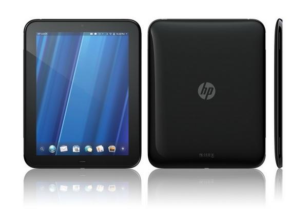 HP выпустила 8 демо-роликов о своем планшете TouchPad