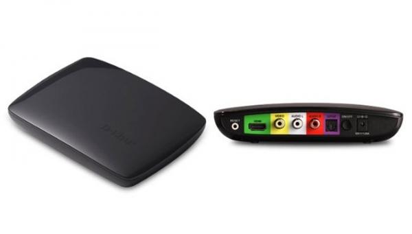 Беспроводной HD-адаптер от D-Link