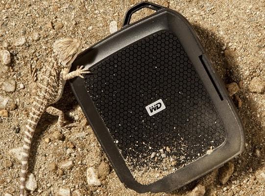 Защитный корпус для винчестеров – Western Digital Nomad
