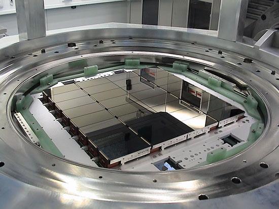 Как может выглядеть 268-мегапиксельный сенсор?