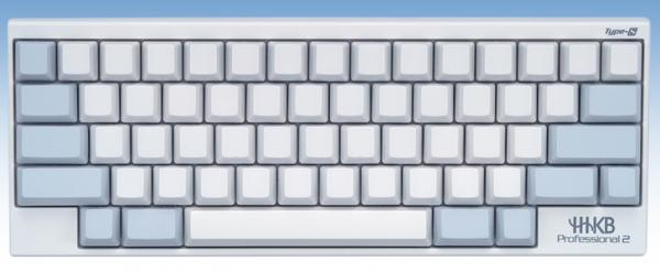 PFU усовершенствовала свою необычную клавиатуру HHKB