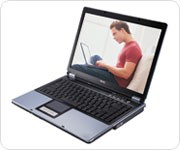 Joybook A51: стильный ноутбук на базе Intel Core 2 Duo