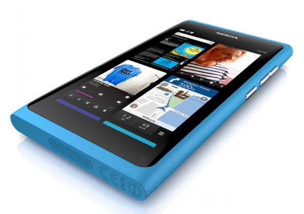 Nokia N9 – новый MeeGo-смартфон