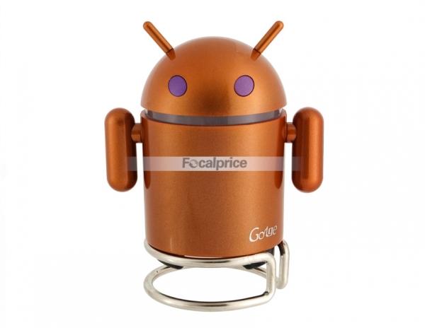 MP3-плеер в стиле Google Android