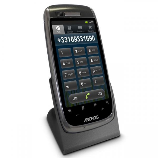 Стационарный телефон на базе Android