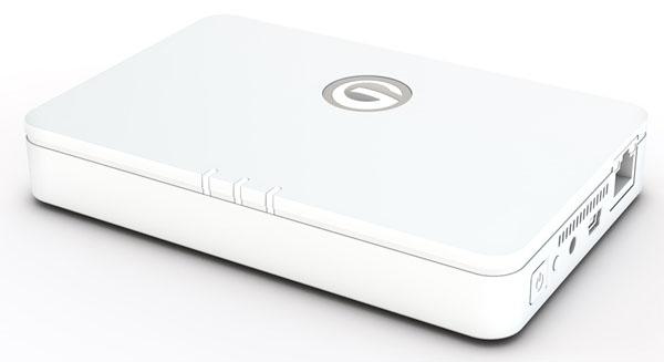 Портативный беспроводной жесткий диск G-Connect