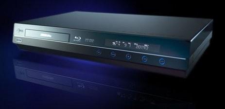 Второе поколение Blu-ray/HD DVD Combo от LG теперь за 999$