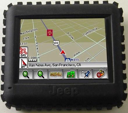Jeep представила январский релиз GPS RT 300