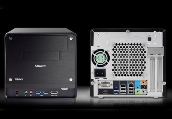 Shuttle H3 6700G – компактный игровой компьютер