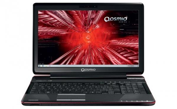 3D-ноутбук Toshiba Qosmio F750 3D