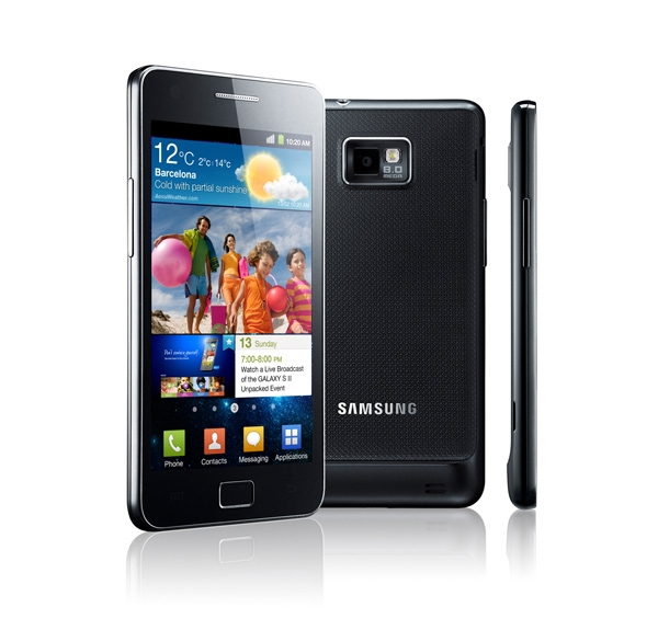 Смартфон Samsung Galaxy S II разошелся трехмиллионным тиражом