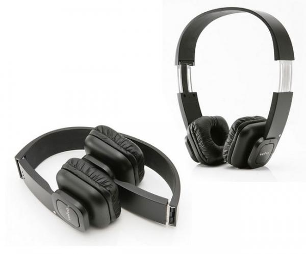 Складные Bluetooth-наушники от Veho