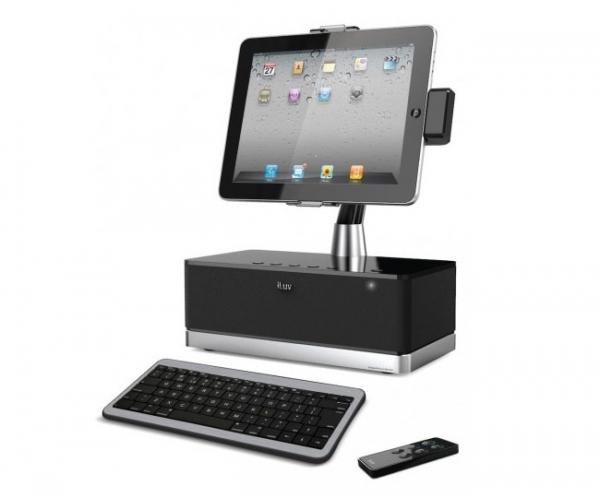 Док-станция для iPad iLuv ArtStation Pro